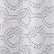 Rideau de douche en tissu multicolore décor nœud de corde L.180 x H.200 cm Vedi