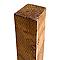 Poteau bois Zutam marron 7 x 7 x h.180 cm