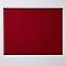 Store enrouleur tamisant Colours Halo rouge 180 x 180 cm