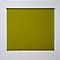Store enrouleur tamisant Colours Halo vert 180 x 180 cm