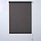 Store enrouleur tamisant Colours Halo gris 45 x 180 cm