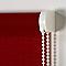Store enrouleur tamisant COLOURS Halo rouge 75 x 240 cm