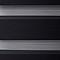 Store enrouleur COLOURS Elin jour nuit gris 180 x 240 cm