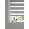 Store enrouleur jour/nuit Colours Kala gris 40 x 180 cm
