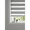 Store enrouleur jour/nuit Colours Kala gris 160 x 240 cm