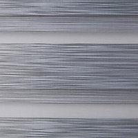 Store enrouleur jour/nuit Colours Kala gris 75 x 240 cm