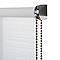 Store enrouleur Colours Ist polyester blanc lignes 90 x 195 cm
