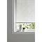 Store enrouleur COLOURS Ist polyester blanc lignes 120 x 195 cm
