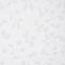 Store enrouleur COLOURS Azzuro polyester blanc fleurs 120 x 195 cm