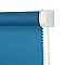 Store enrouleur occultant COLOURS Boreas bleu 120 x 240 cm