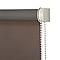 Store enrouleur occultant Colours Boreas marron 180 x 240 cm