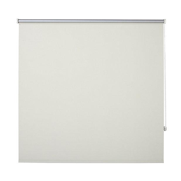 Store Enrouleur Thermique Occultant Colours Pama Blanc 120 X 195 Cm Castorama