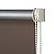 Store enrouleur thermique Colours Pama marron 160 x 195 cm