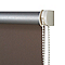 Store enrouleur thermique Colours Pama marron 180 x 195 cm
