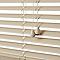 Store vénitien PVC crème 60 x 180 cm