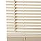 Store vénitien PVC crème 160 x 180 cm
