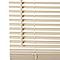 Store vénitien PVC crème 180 x 180 cm