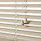 Store vénitien PVC crème 40 x 180 cm