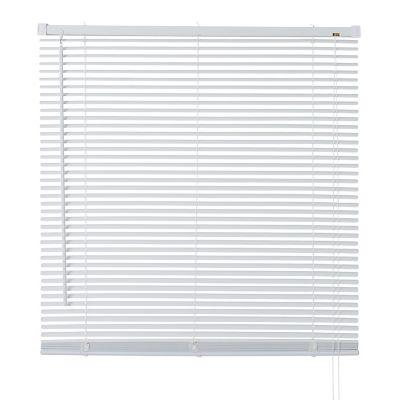 Store vénitien PVC blanc 45 x 180 cm
