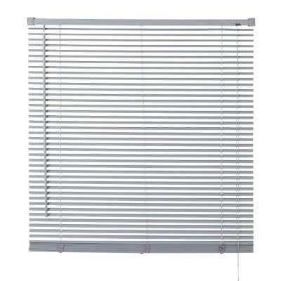 Store vénitien PVC gris 45 x 180 cm