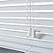 Store vénitien PVC blanc 55 x 180 cm