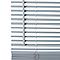 Store vénitien PVC gris 75 x 180 cm