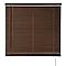 Store vénitien Colours Cana bois sombre 60 x 180 cm