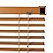 Store vénitien bois COLOURS Cana chêne clair 120 x 180 cm