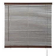 Store vénitien Colours Cana bois sombre 120 x 180 cm