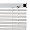 Store vénitien bois COLOURS Cana blanc 160 x 180 cm