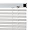 Store vénitien Colours Cana blanc 180 x 180 cm