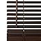 Store vénitien Colours Cana bois sombre 45 x 180 cm