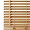 Store vénitien bois COLOURS Cana chêne clair 45 x 180 cm