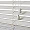 Store vénitien bois COLOURS Cana blanc 45 x 180 cm