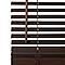 Store vénitien COLOURS Cana bois sombre 75 x 180 cm