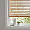 Store vénitien bois COLOURS Cana chêne clair 75 x 180 cm