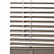 Store vénitien COLOURS Studio alu lin naturel 120 x 180 cm