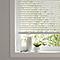 Store vénitien Colours Studio alu blanc 45 x 180 cm