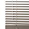 Store vénitien COLOURS Studio alu lin naturel 75 x 180 cm