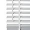 Store vénitien imitation bois Colours Lone blanc 160 x 180 cm