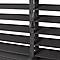 Store vénitien imitation bois Colours Lone gris 120 x 180 cm