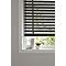 Store vénitien imitation bois COLOURS Lone gris 180 x 180 cm