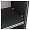Armoire basse XL Links L.89 x H.93 x P.54 cm