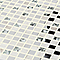 Mosaïque Mecine 30 x 30 cm