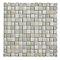 Mosaïque gris et blanc 30 x 30 cm Parmia