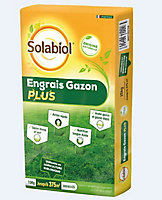 Engrais gazon Plus Solabiol 15kg