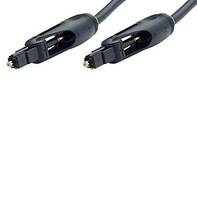 Cordon Audio Optique Male Erard 1 5 M Castorama