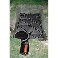 Cuve enterrée Primo plate 1500L