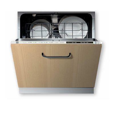 Lave-vaisselle tout intégrable 60 cm blanc