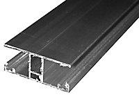 Profil H pour plaque de polycarbonate L.3 m